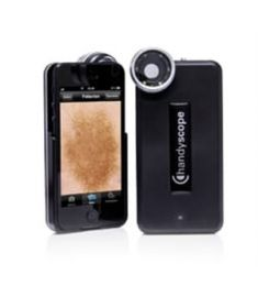 Handyscope by Fotofinder para iPhone 4/4S